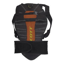 Spine Protector SCOTT Soft CR II - Black-Brown