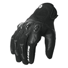 Motocross Gloves Scott Assault - Black