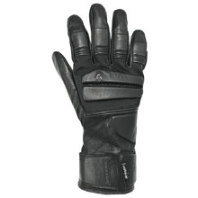Moto Gloves Scott Trafix DP - Black