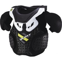 Body Protector Scott Neck Armor Junior - Black