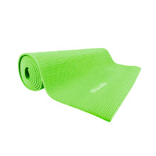 Exercise Mat inSPORTline Yoga 173 x 60 x 0.5 cm - Reflective Green