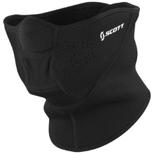 Balaclava Scott Face Heater MXVI - Black