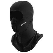 Balaclava Scott Face Heater Hood MXVI - Black
