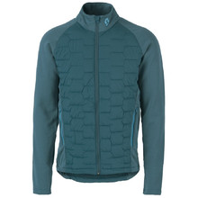 Jacket SCOTT Insuloft Explorair Hybrid Plus - Blue Coral