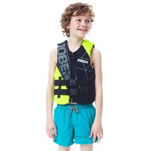 Children's Life Jacket Jobe Neo Youth - Black-Green