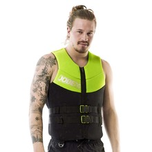 Men's Life Vest Jobe - Lime Green