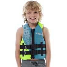 Children's Life Vest Jobe Youth - Blue-Green