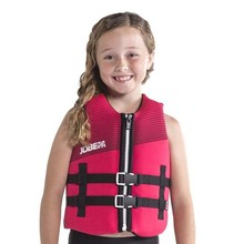 Children's Life Vest Jobe Youth 2019 - Hot Pink