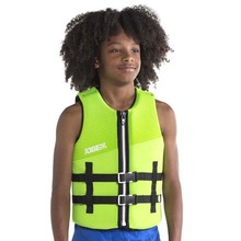 Children's Life Vest Jobe Youth 2019 - Lime Green