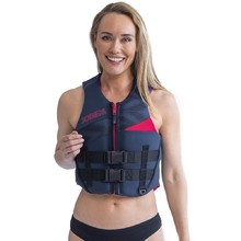Women's Life Vest Jobe Neoprene 2020 - Midnight Blue
