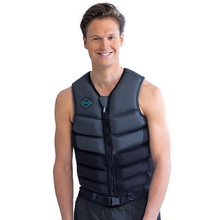 Men's Life Vest Jobe Fragment 2020 - Grey-Black