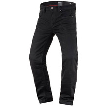 Moto Pants SCOTT Denim Stretch MXVII - Black