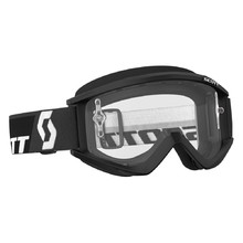 Motocross Goggles SCOTT Recoil Xi MXVII Clear - Black