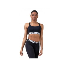 Women's Bra Top Nebbia Lift Hero Sports 515 - Black