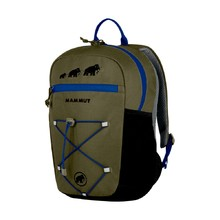 Children's Backpack MAMMUT First Zip 8 - Olive Black