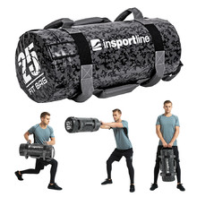 Exercise Bag with Handles inSPORTline Fitbag Camu 25kg