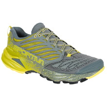 Men's Trail Running Shoes La Sportiva Akasha - Clay/Kiwi