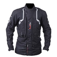 Airbag Jacket Helite Touring Textile - Black