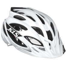 Cycling Helmet Kellys Score 019 - White-Black