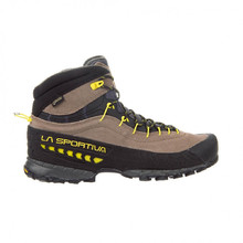 Men's Hiking Shoes La Sportiva TX4 Mid GTX - Taupe/Sulphur