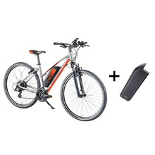 Women's Cross E-Bike Devron 28162 with Replacement Battery 14.5Ah – 2018