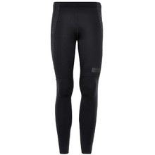 Unisex Compression Elastic Pants Newline Wing Wiper Tights - Black
