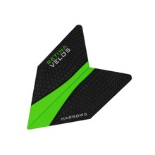 Dart Flights Harrows Velos Green 1008 – 3 Pieces