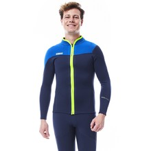 Men's Neoprene Jacket Jobe Toronto Blue - Blue