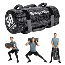 Exercise Bag with Handles inSPORTline Fitbag Camu 30kg