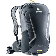 Cycling Backpack DEUTER Race X - Black