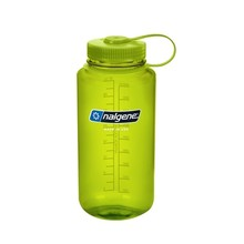 Outdoor Bottle NALGENE Wide Mouth 1 l - Spring Green 32 WM