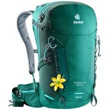 3851044462a Tourist Backpack DEUTER Speed Lite 22 SL - Alpinegreen-Forest