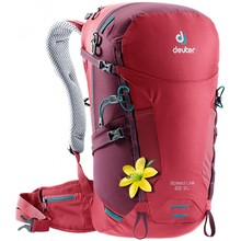 Tourist Backpack DEUTER Speed Lite 22 SL - Cardinal-Maron