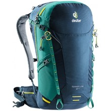 Tourist Backpack DEUTER Speed Lite 24 - Navy-Alpinegreen
