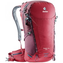 Tourist Backpack DEUTER Speed Lite 24 - Cranberry-Maron