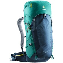 Tourist Backpack DEUTER Speed Lite 32 - Navy-Alpinegreen