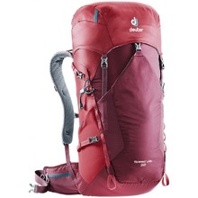Tourist Backpack DEUTER Speed Lite 32 - Maron-Cranberry