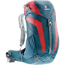 Tourist Backpack DEUTER AC Lite 26 - Blue-Red