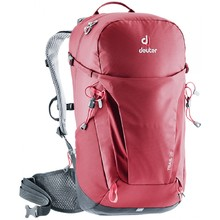 Hiking Backpack DEUTER Trail 26 - Cranberry-Graphite