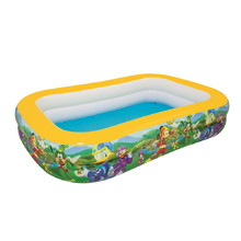 Inflatable Pool Bestway Mickey Family Pool 262 x 175 cm