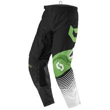 Motocross Pants SCOTT 350 Track MXVII - Black-White