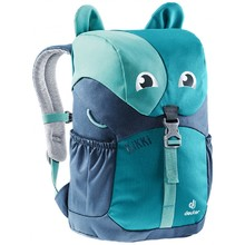 Children's Backpack DEUTER Kikki - Petrol-Midnight