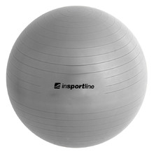 Gymnastics Ball inSPORTline Top Ball 85 cm - Grey