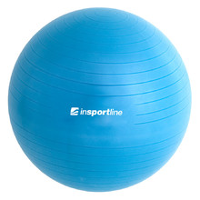 Gymnastics Ball inSPORTline Top Ball 75 cm - Blue