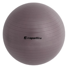 Gymnastics Ball inSPORTline Top Ball 75 cm - Dark Grey