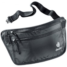 Security Money Belt DEUTER II - Black