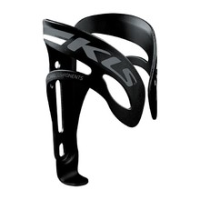 Bicycle Water Bottle Cage Kellys Squad - Black-Grey