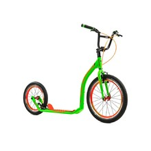 Kick Scooter Crussis Active 4.3 Green-Orange