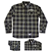 Insulated Long Sleeve Shirt BLACK HEART Duke Lined - Grey