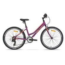 "Junior Girls' Bike Galaxy Lyra 24"" – 2019 - Purple"